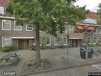 Gemeente Amsterdam - Opheffen gehandicapten parkeerplaats op kenteken Newtonstraat 20-H te Amsterdam-Oost - Newtonstraat 20-H te Amsterdam-Oost
