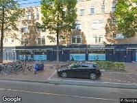 Bekendmaking Gemeente Amsterdam - Opheffen gehandicapten parkeerplaats op kenteken Molukkenstraat 114 te Amsterdam-Oost - Molukkenstraat 114 te Amsterdam-Oost