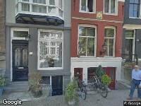 Bekendmaking Verleende Watervergunning voor het uitvoeren van NOODmaatregelen om de kade te stabiliseren, ter hoogte van Herengracht 150, 1016 BN Amsterdam - AGV - WN2018-008170
