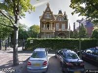 Bekendmaking Omgevingsvergunning - Aangevraagd, Nieuwe Parklaan 9 te Den Haag