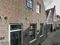 Bekendmaking Ingekomen aanvraag, Hindeloopen, Buren 46het plaatsen van een trap naar de boven verdieping