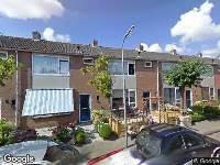 Aanvraag omgevingsvergunning voor het oprichten van een dakopbouw(achterzijde), De Ruyterstraat 10 te Maasdijk