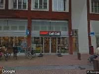 Gemeente Dordrecht, ingediende aanvraag om een omgevingsvergunning Achterom 42 te Dordrecht