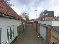 Verleende evenementenvergunning, Nederlandse Hartstichting, plaatsen van een 7 spandoeken, molen 'De Hoop', op de Laan 1940-1945, ter hoogte van de Bilderdijklaan, aan het begin van de Noorddijk, in d