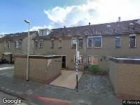 Omgevingsvergunning verleend voor het plaatsen van een dakkapel (voorkant), De Backerstraat 75 te Poeldijk