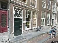 Gemeente Dordrecht, ingediende aanvraag om een omgevingsvergunning Wijnstraat 89 te Dordrecht