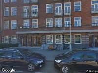 Bekendmaking Aanvraag evenementenvergunning Theophile de Bockstraat 15 H