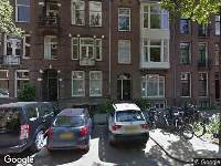Bekendmaking Aanvraag omgevingsvergunning Johannes Verhulststraat 85-H