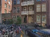 Bekendmaking Aanvraag omgevingsvergunning Tweede Jan Steenstraat 114-3