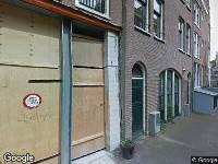 Aanvraag omgevingsvergunning Lange Leidsedwarsstraat 147