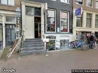 Verlenging beslistermijn omgevingsvergunning Nieuwezijds Voorburgwal 53