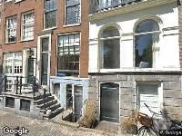 Besluit omgevingsvergunning buiten behandeling gesteld Prinsengracht 905