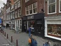 Besluit omgevingsvergunning reguliere procedure Nieuwe Spiegelstraat 61