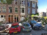 Bekendmaking Besluit omgevingsvergunning kap Johannes Verhulststraat 4-H