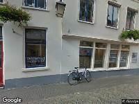 Afgehandelde omgevingsvergunning, het legaliseren van twee reclame uitingen, Vinkenburgstraat 16-18 te Utrecht,  HZ_WABO-19-00003