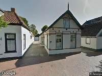 Hoofdstraat 129 in Grootegast, Omgevingsvergunning verleend