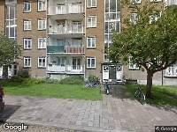 Bekendmaking Meldingen - Sloopmelding ingediend, Zijpendalstraat 172 te Den Haag