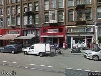 Bekendmaking Aanvraag exploitatievergunning voor een horecabedrijf Van Woustraat 158