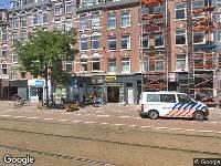 Bekendmaking Aanvraag omgevingsvergunning Kinkerstraat 274