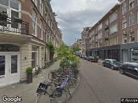 Aanvraag omgevingsvergunning Swammerdamstraat 42H
