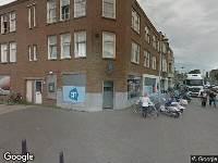 Bekendmaking Omgevingsvergunning - Aangevraagd, Amsterdamsestraat 9 te Den Haag