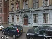 Omgevingsvergunning - Beschikking verleend regulier, Fluwelen Burgwal 56 te Den Haag
