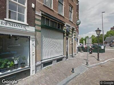 Omgevingsvergunning Voorstraat 1 Rotterdam