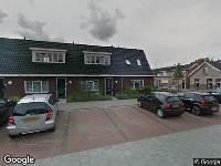 Bekendmaking Gemeente Alphen aan den Rijn - aanvraag omgevingsvergunning: het plaatsen van een dakkapel op het voorgeveldakvlak en een dakopbouw op het achtergeveldakvlak, Reigerstraat 59 te Alphen aan den Rijn, V