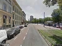 Aangevraagde omgevingsvergunning Mauritsweg 54B