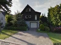 Bekendmaking Verleende omgevingsvergunning,    vervangen van een kozijn, Gérard   Philipestraat 19, Almere
