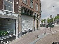 Bekendmaking Geweigerde omgevingsvergunning Voorstraat 1A