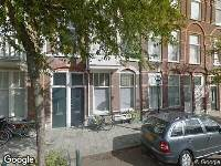 Bekendmaking Omgevingsvergunning - Aangevraagd, Columbusstraat 211 te Den Haag