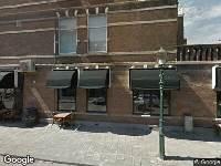 Bekendmaking Omgevingsvergunning - Verlengen behandeltermijn regulier, Danckertsstraat ongenummerd tussen Danckertsstraat 1 en Stadhouderslaan 16 te Den Haag