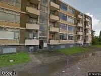 Bekendmaking Aanvraag omgevingsvergunning, plaatsen van transparante en wegschuifbare balkonbeglazing, Sneeuwbalstraat 156, 3135 ES  Vlaardingen