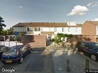 Bekendmaking Gemeente Zwolle - intrekking gereserveerde gehandicaptenparkeerplaats - Fluessen 7