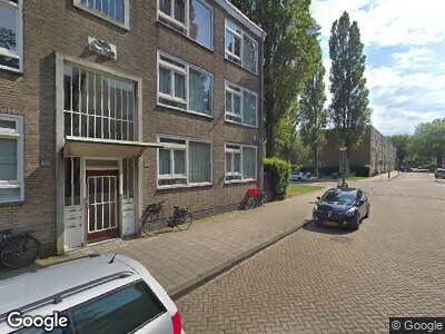 Omgevingsvergunning Edisonstraat  Amsterdam