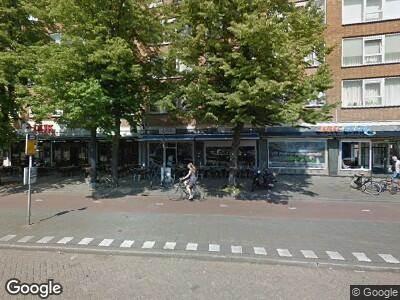 Exploitatievergunning Oostzeedijk 245 Rotterdam