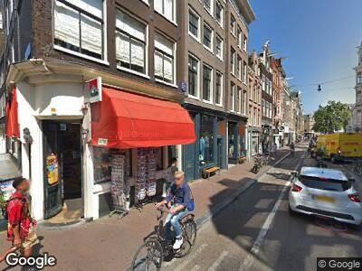Omgevingsvergunning Haarlemmerstraat 96 Amsterdam