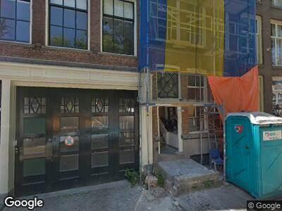Omgevingsvergunning Reguliersgracht 14 Amsterdam