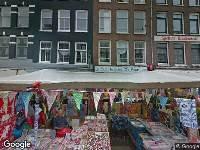 Bekendmaking Aanvraag exploitatievergunning voor een horecabedrijf Albert Cuypstraat 88