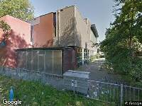 Kennisgeving ontvangst aanvraag omgevingsvergunning De Meesterstraat 40, 3119PJ te Schiedam