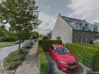 Verleende omgevingsvergunning, realiseren aanbouw zijkant woning, Rijsakkers 1, Groessen