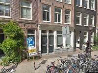 Aanvraag omgevingsvergunning kap Daniël Stalpertstraat 23 C