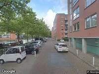 Gemeente Amsterdam - Wijzigen kenteken gehandicaptenparkeerplaats Krijn Breurstraat te Amsterdam-NW - Krijn Breurstraat te Amsterdam-NW