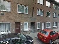 Gemeente Den Haag - Aanleg gereserveerde gehandicaptenparkeerplaats - Fabritiusstraat nabij perceelnr. 14