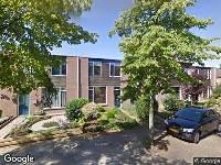Aanvraag Omgevingsvergunning, plaatsen dakopbouw met dakkapel Luzacware 15 (zaaknummer: 12157-2019)