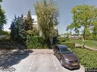 Bekendmaking Aanvraag omgevingsvergunning, vervangen van een brug, Marineblauw, nabij nummer 122, 2718 KB, Zoetermeer