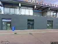 Bekendmaking Aanvraag omgevingsvergunning, gebruik openbare ruimte voor het plaatsen van een schaftkeet, wc, opslagcontainers en een hekomheining, Middelwaard, parkeerplaats, Zoetermeer
