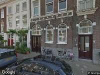 Bekendmaking Omgevingsvergunning - Aangevraagd, Tollensstraat 105 te Den Haag