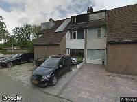 Kennisgeving ontvangst aanvraag omgevingsvergunning Sparrengaarde 5 in Waddinxveen